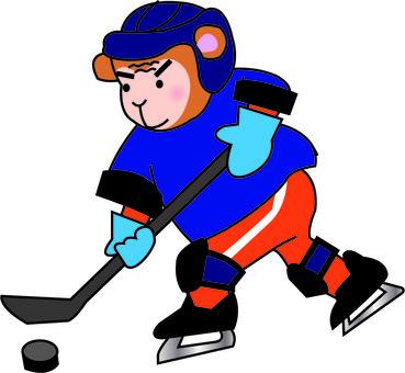 Sakura's hockey