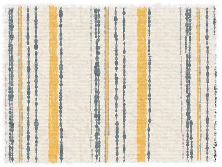 Hand painted background material (striped pattern 4)