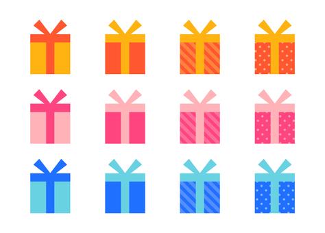Simple gift box