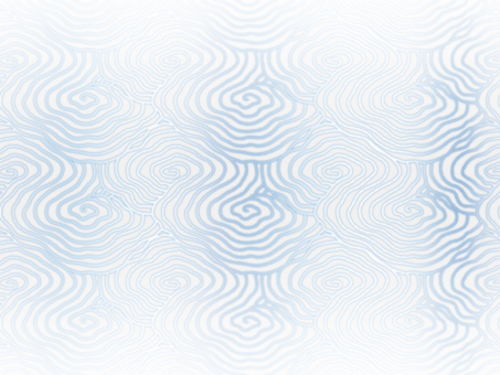 Abstract cloud pattern background on white background 3