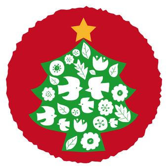Northern European Christmas design 08