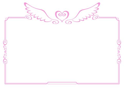 Heart's lineframe