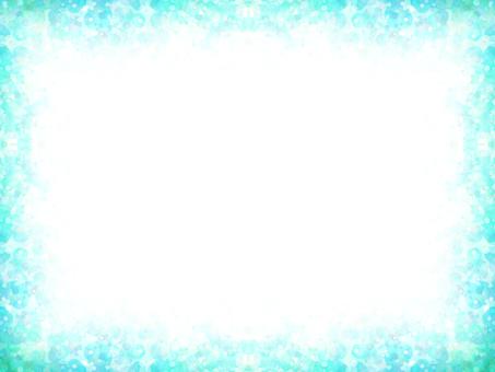 Dot frame 10 (light blue)