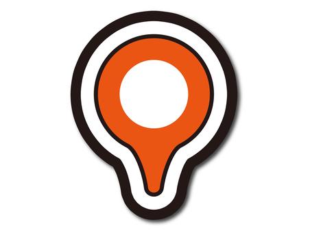 Present location icon