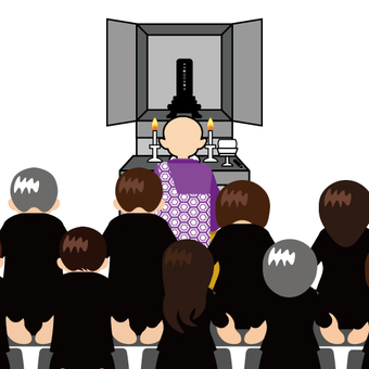Image of funeral / legal requirement
