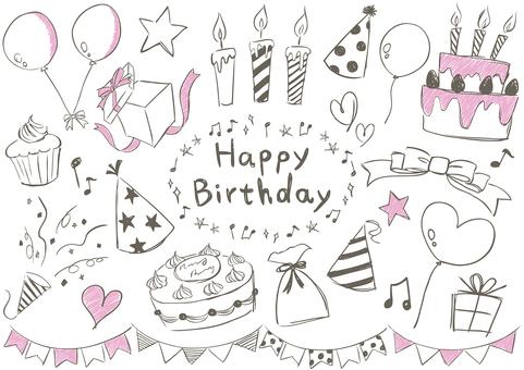 Sketch_birthday油漆