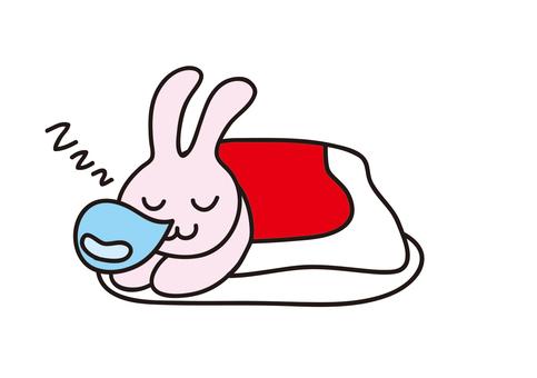 Usagi _ Good night 2