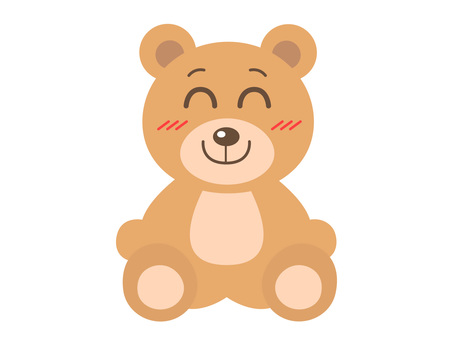 Bear stuffed animal 06
