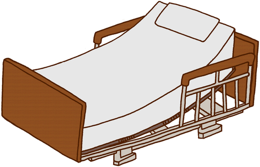 【Welfare Equipment】 Nursing Bed / Electric Bed