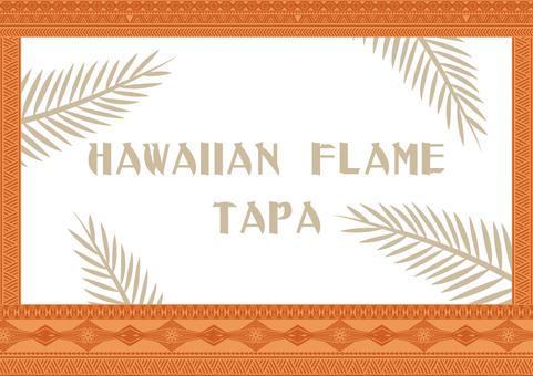 夏威夷框架12