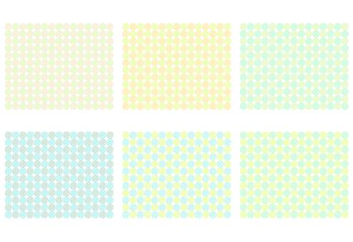 모자이크 무늬 패턴