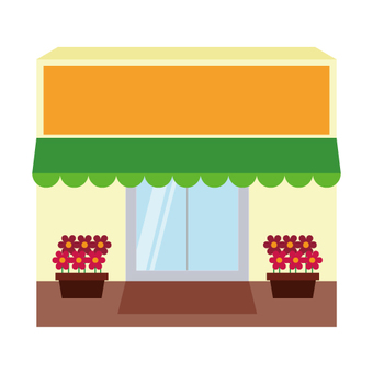 Image of store (simple, no store name)