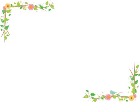 식물의 코너