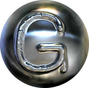 Metal sphere-G