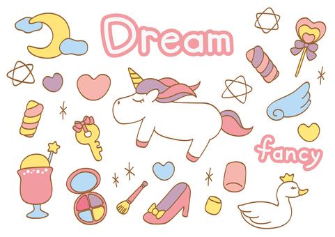 Dream cute set