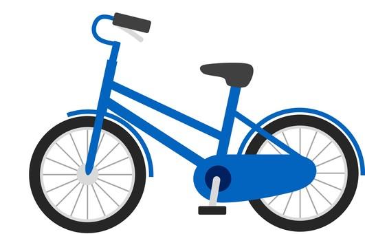 Bicycle ② Blue