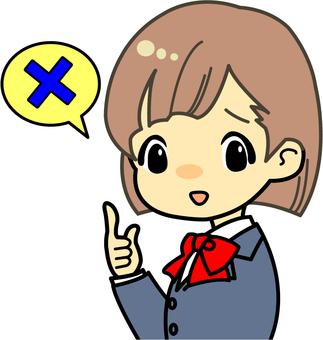 Student (girls) 3