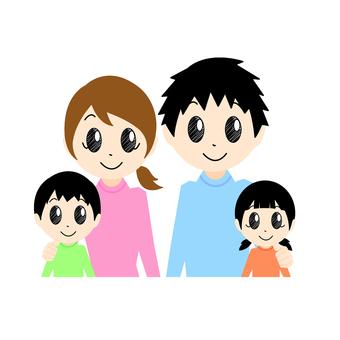 Family, parent-child 3