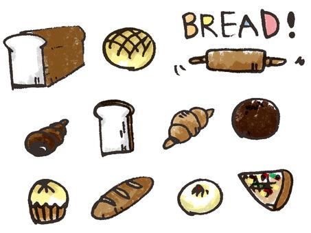 Bread full