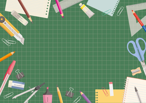 Stationery _ lots of cutting mats
