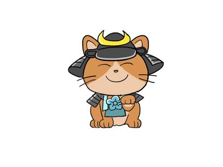 Akechi Mitsuhide Cat