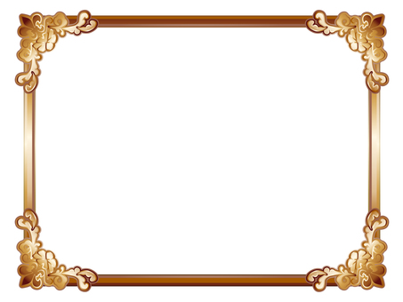 Picture frame style frame 7