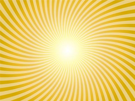 Loose swirl (yellow)