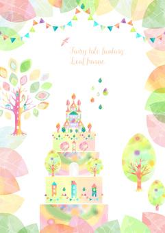 Fairy tale frame 3