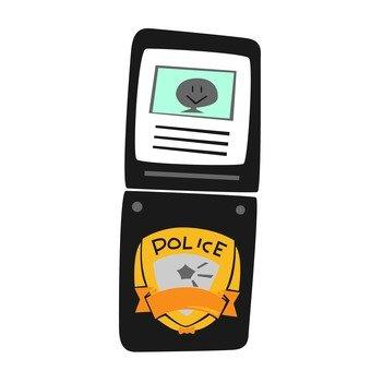 Police notebook 2