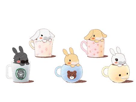 Mug Cup Lavie