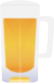 Draft beer · mug