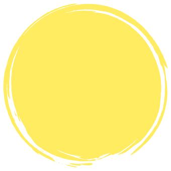Pen circular _ cream _ v 8