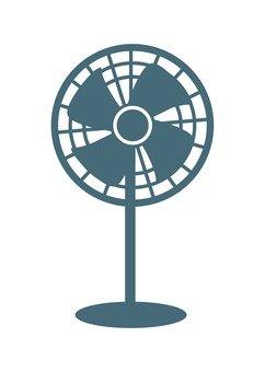 Fan (gray)