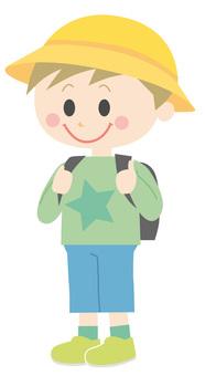 Elementary school boy 1