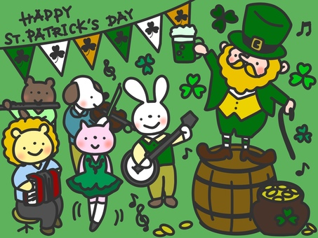 St Patrick's Day Pub