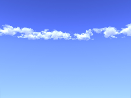 Blue sky and clouds _ 002