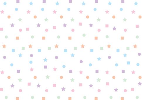 Wallpaper, confetti
