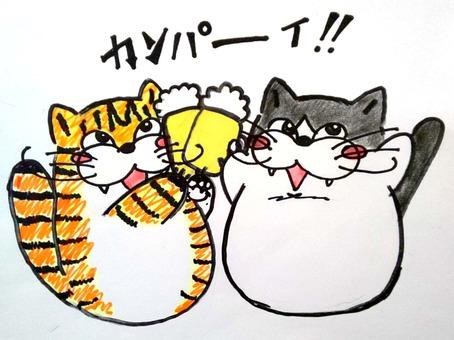 Hachi & Tora