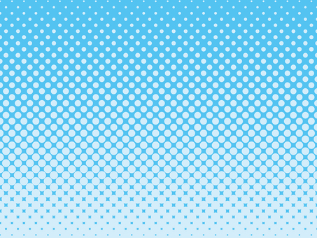 Halftone background material (light blue × light blue)