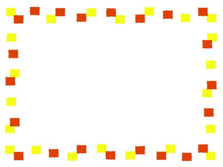 Border frame torami picture frame