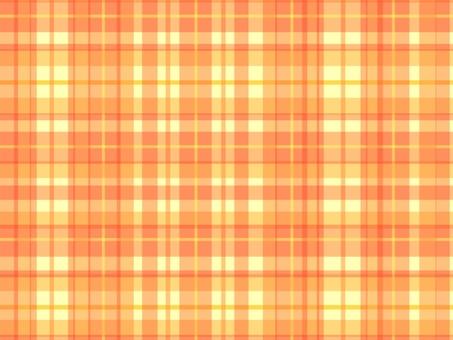 Check pattern (orange)