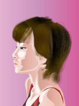 Women's profile profile series 15