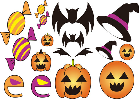 Halloween Assorted Set