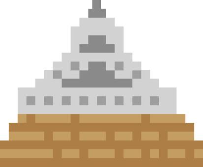 城ドット絵
