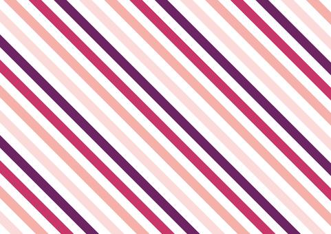 Stripe ● Retro Pink
