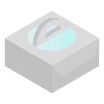 케이크 상자
