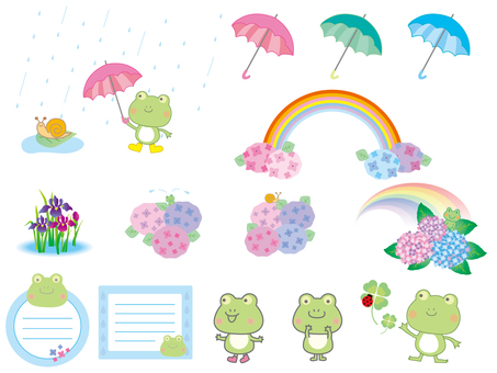 Variety of the rainy season