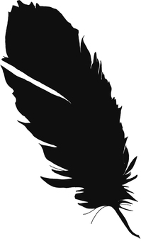 Feather monochrome