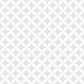 無縫模式白色