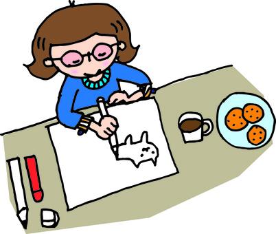 Draw illustrations
